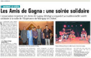article soiree solidaire 2015 s