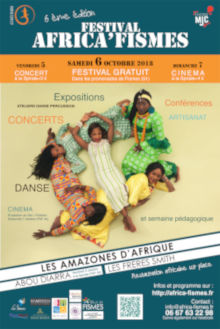 2018 Affiche AfricaFismes s
